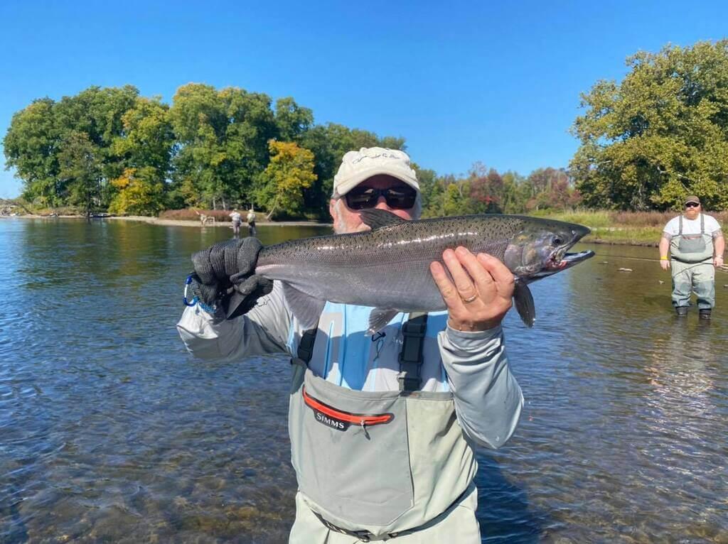 Oswego River Wading Service