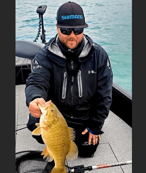 Fish Caught on Lake Erie