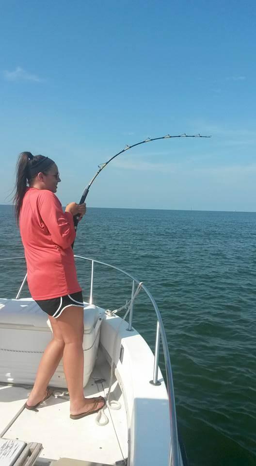 Girl Getaways Fishing Trips