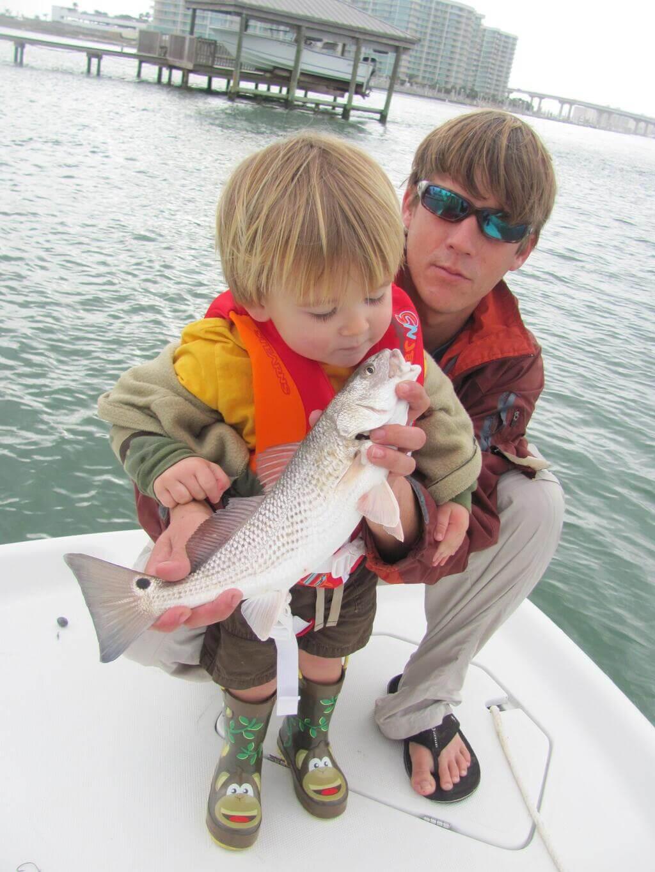 Kid Friendly Fishing Charters