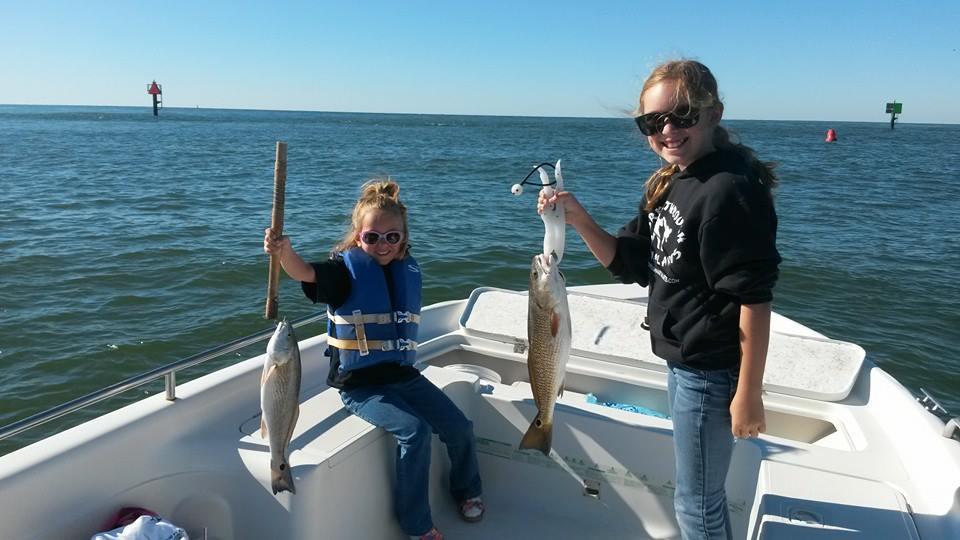 Orange Beach Fishing Charters For Families