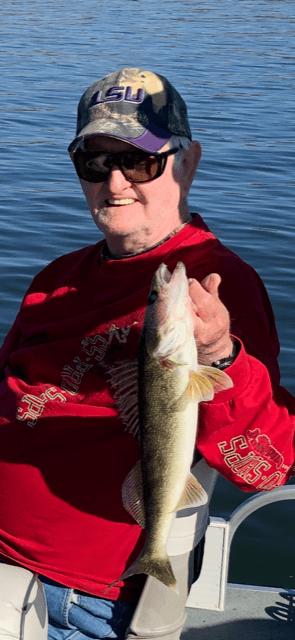Lake Ozark Walleye