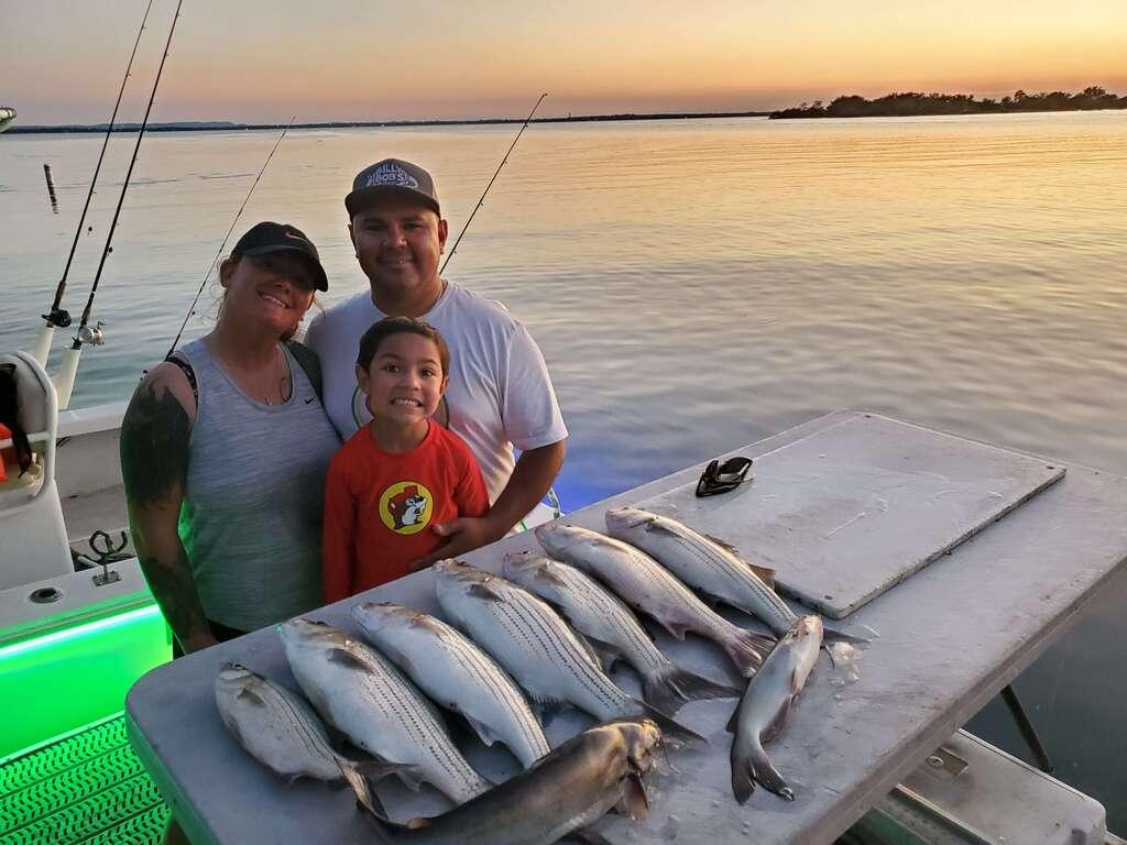 Fishing Guide on Lake Buchanan