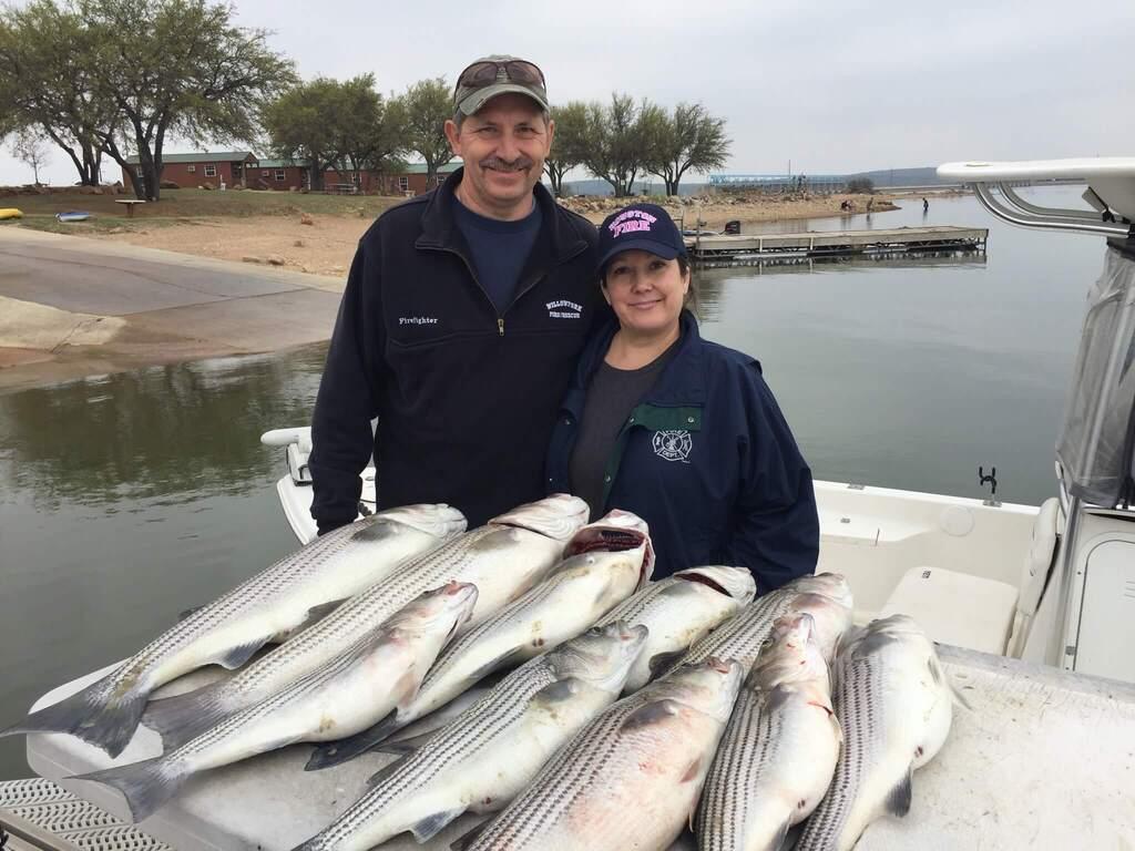Lake Buchanan Fishing Charters