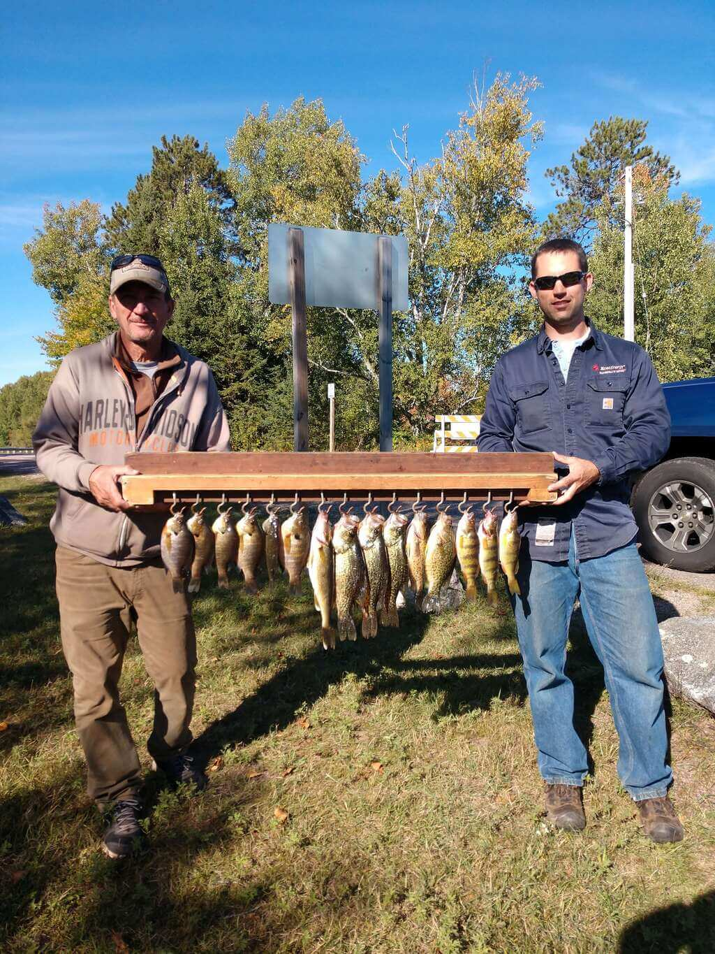 Great September day on the Willow flowage