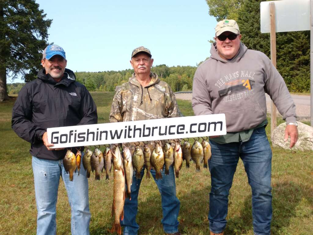Just another mixed bag day from the Willow flowage