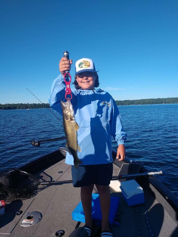 Nice Big Arbor Vitae walleye