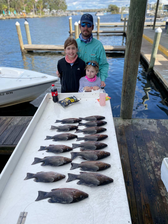 Family Friendly Homosassa Fishing Guide