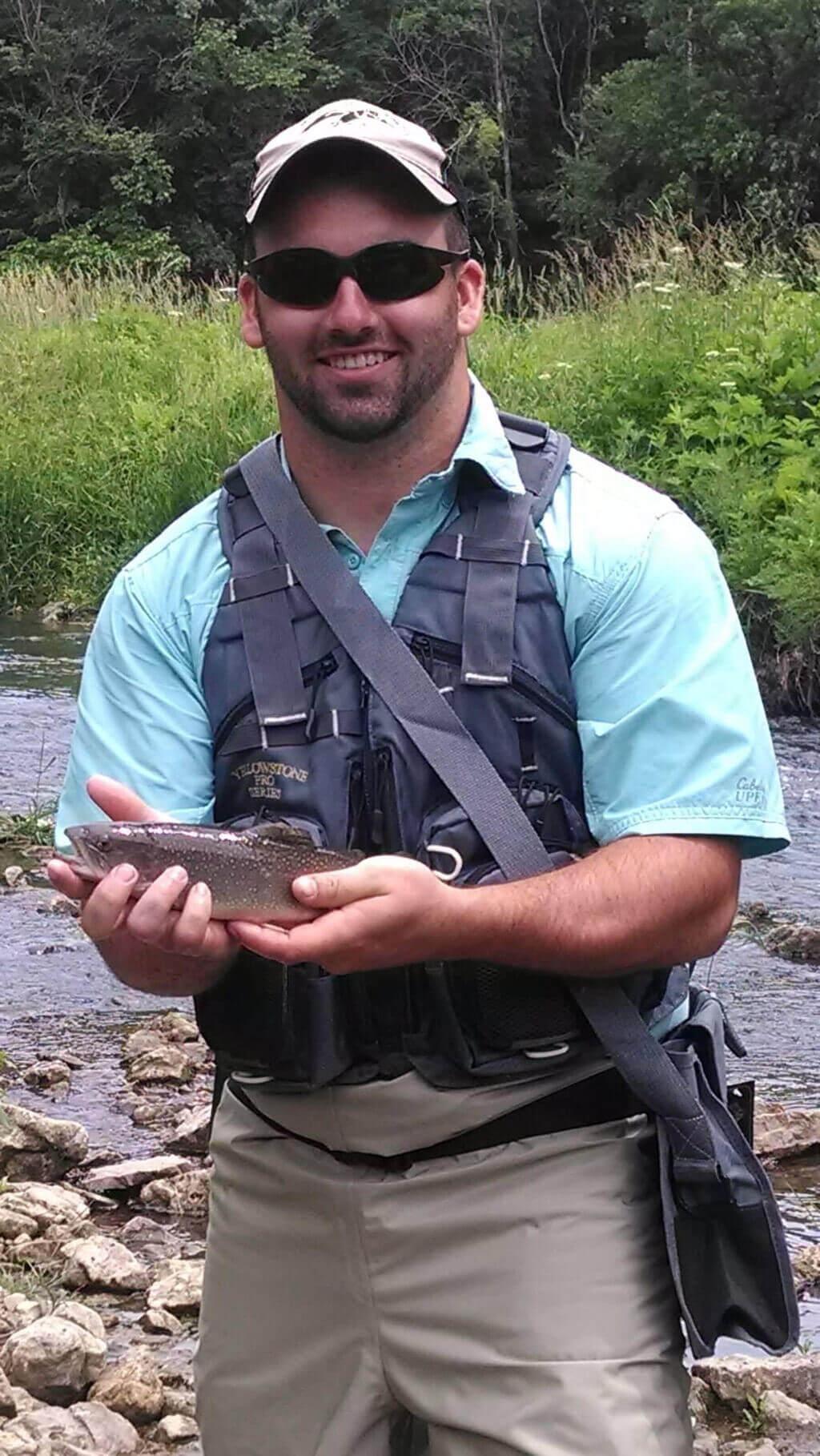 Iowa Trout Fishing Guide