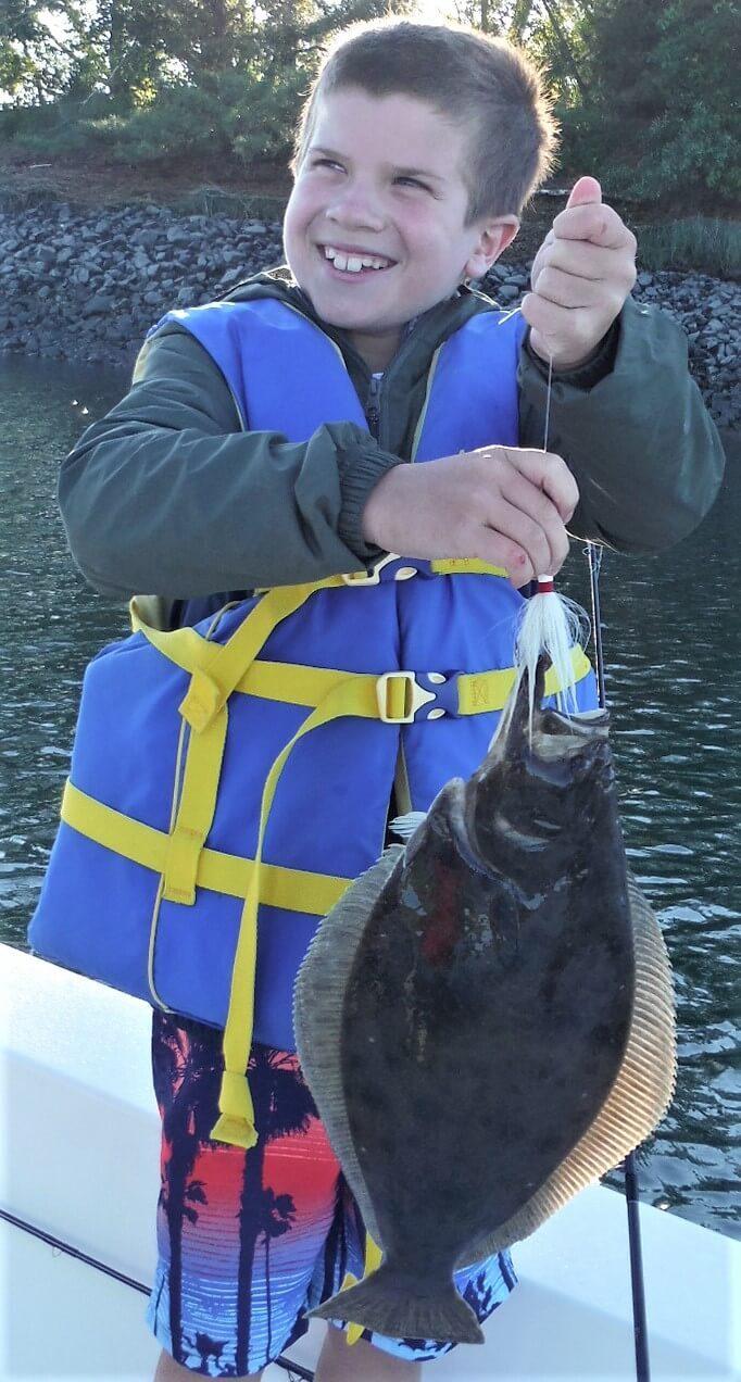 Long Island Sound Kid Friendly Fishing Trip