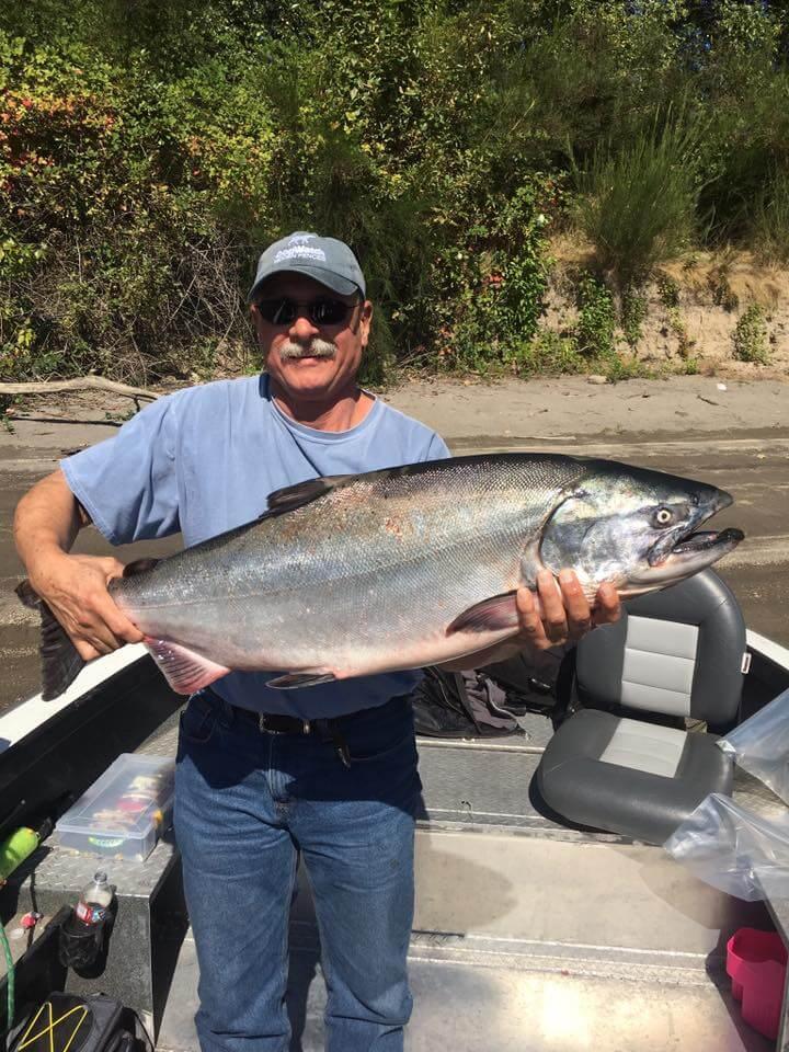 Steelhead Fishing on Skagit River