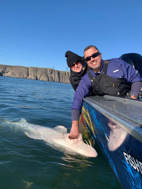 How to Catch Sturgeon on Columbia River