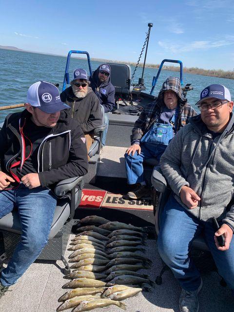 Columbia River Fishing Charter