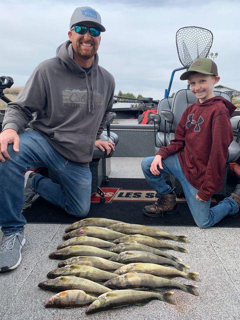 Fishing Charter on Columbia River