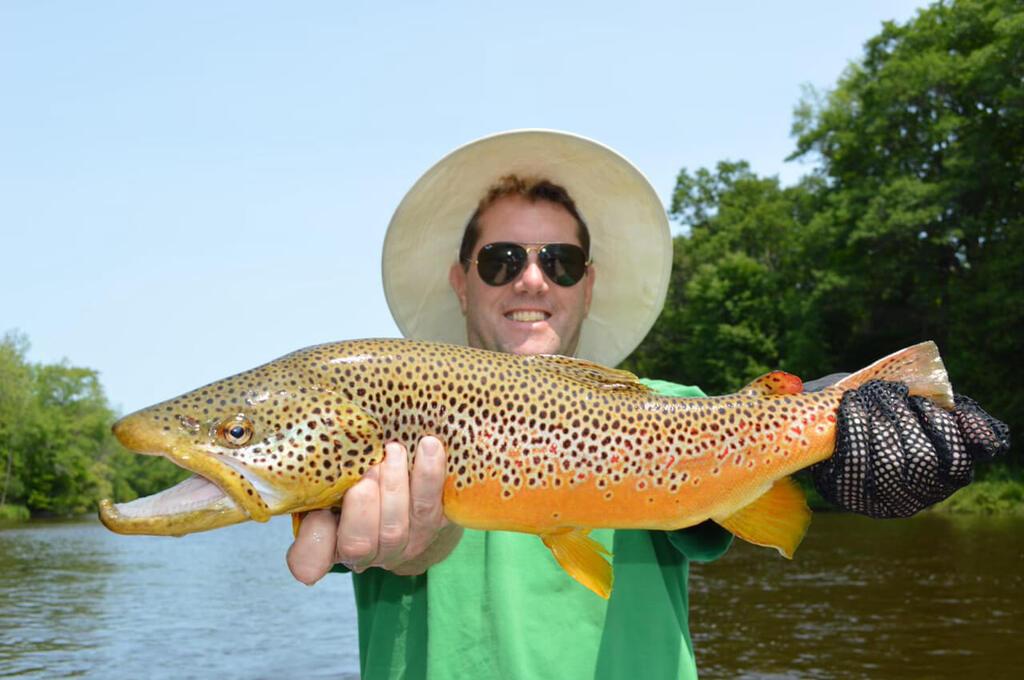 Muskegon River Fishing Guide