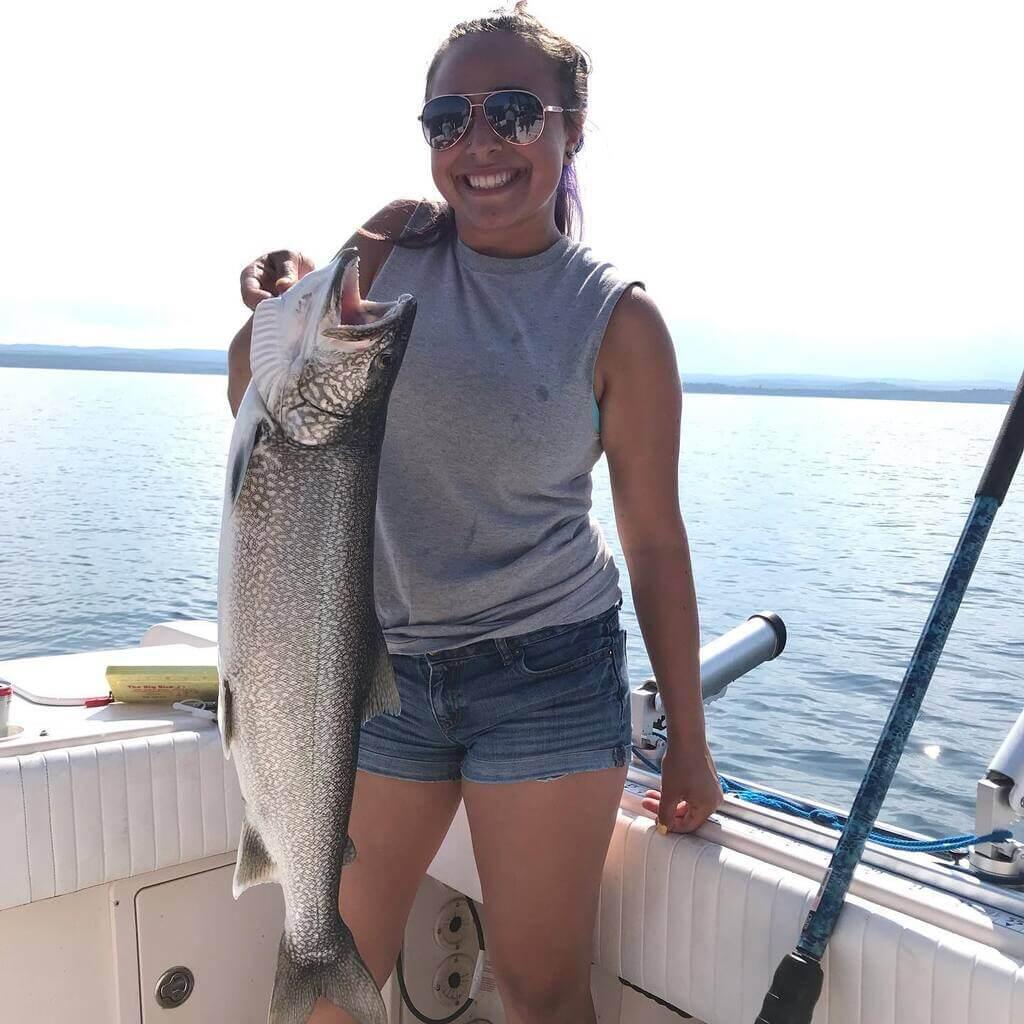 Family Friendly Lake Superior Fishing Trips