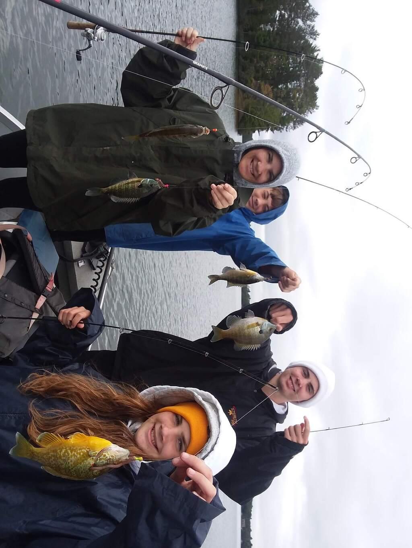 Elkhart Lake Family Fishing Trip