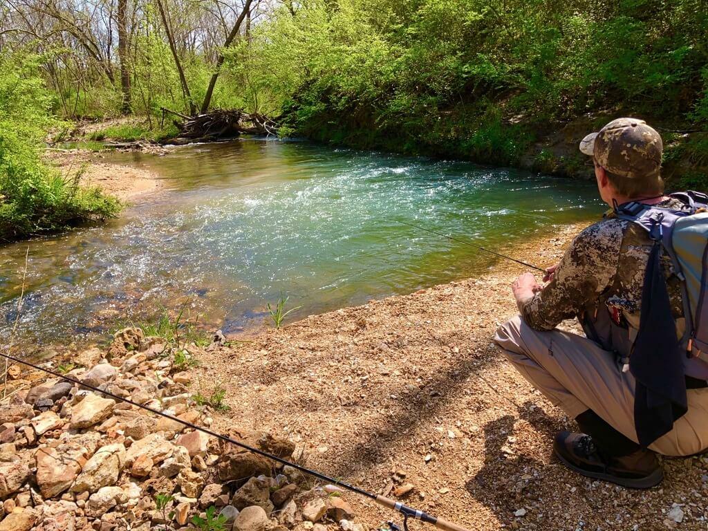 Blue Springs Creek Fishing Guide