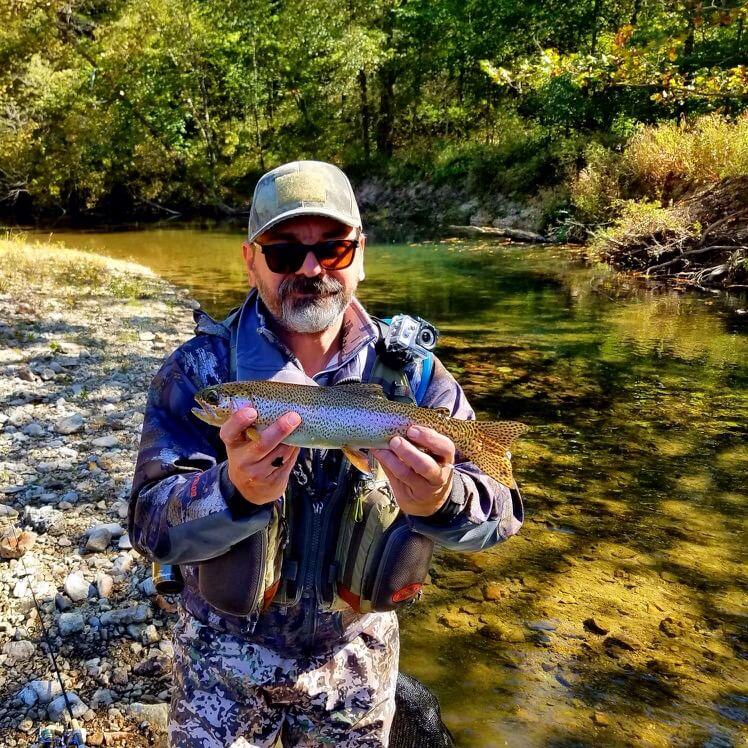 Spring Creek Fishing