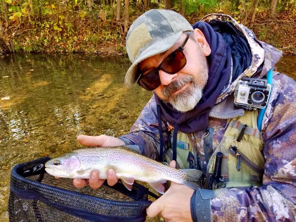 Spring Creek Shore Fishing Guide