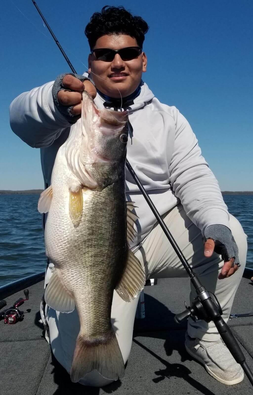 Lake Fork Fishing Guide