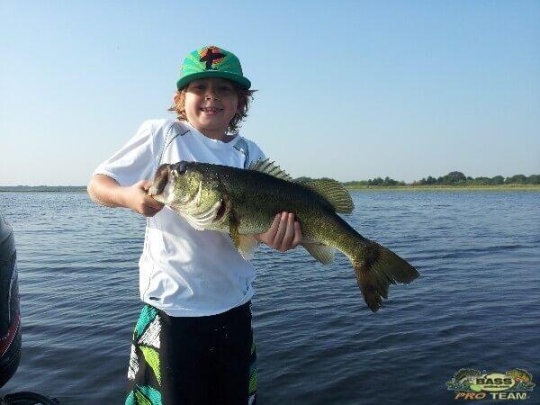 Family Friendly Lake Toho Fishing Guide