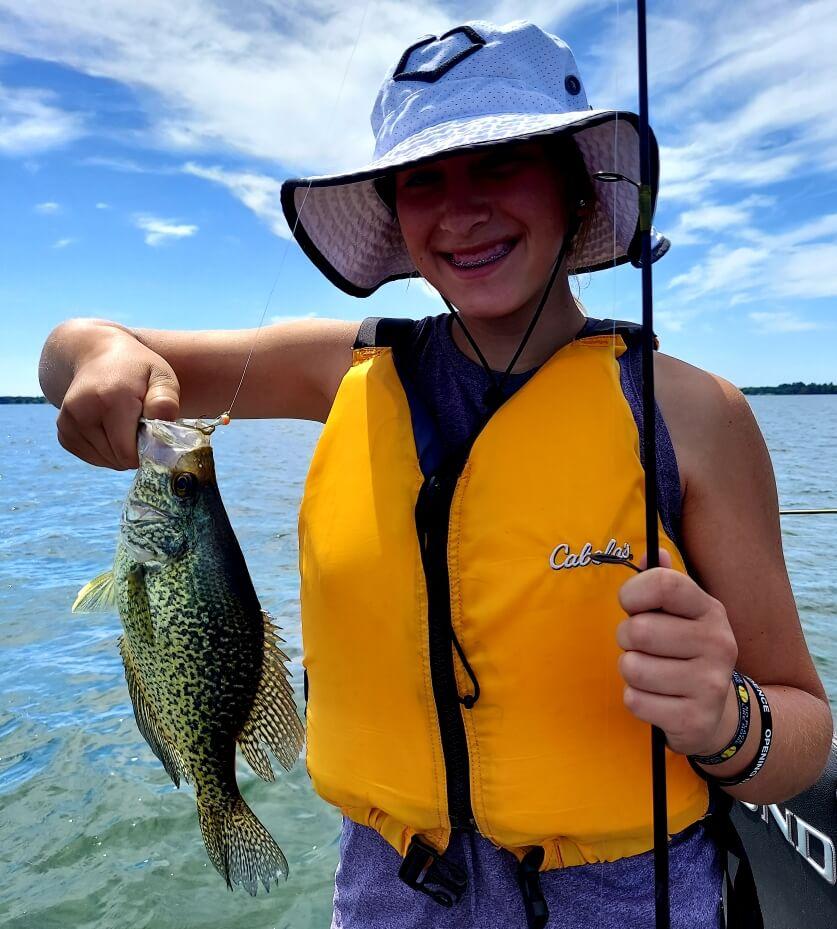 Big Pine Lake Fishing Guide