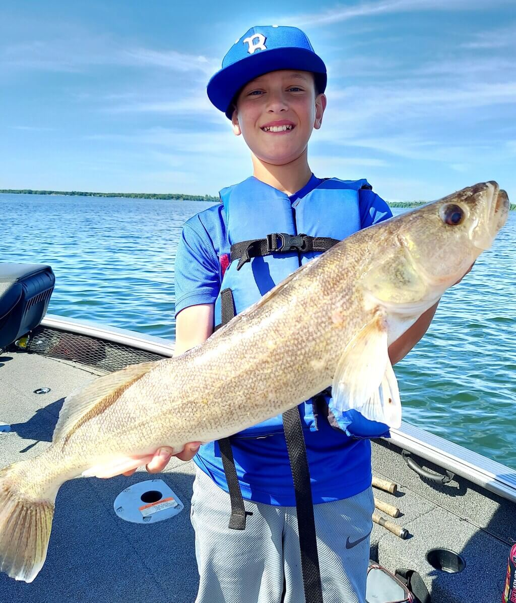 Family Friendly Big Pine Lake Fishing Trips