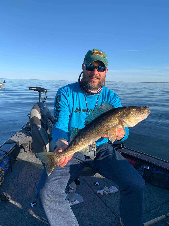 Mille Lacs Lake Fishing Guide Service