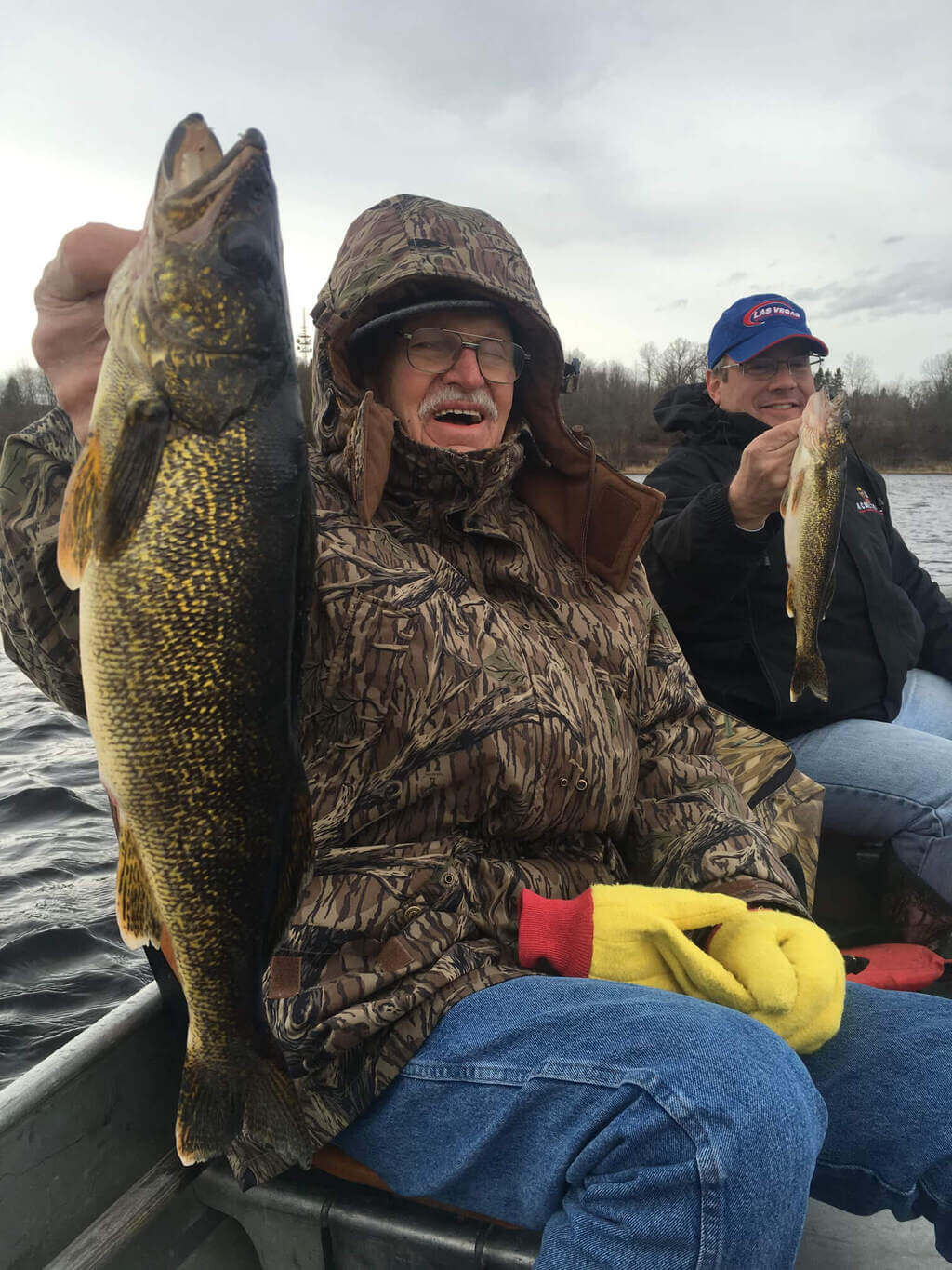 Perfect Fishing Day on Rainy River