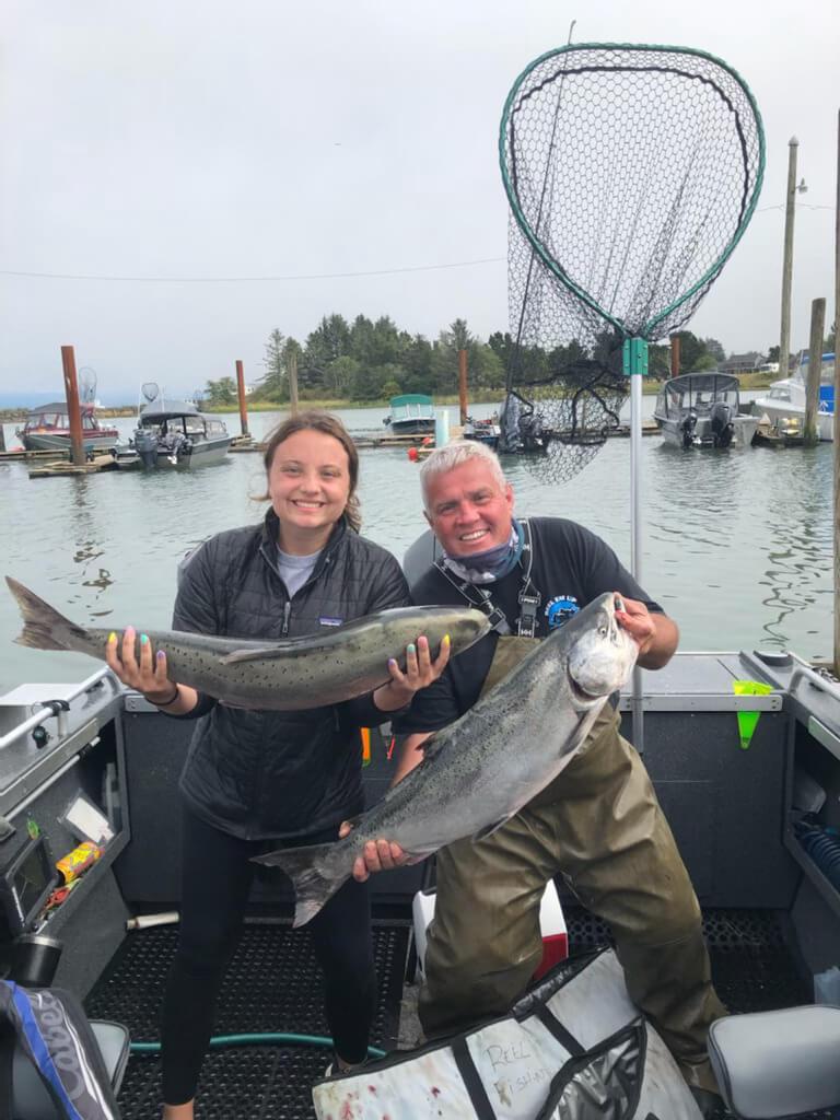 Tillamook Bay Fishing-Charters