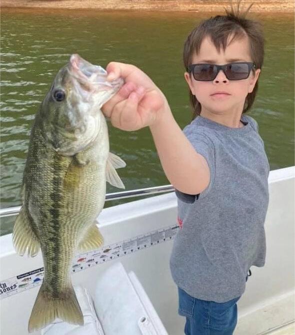 Lake Lanier Family Fishing Trips