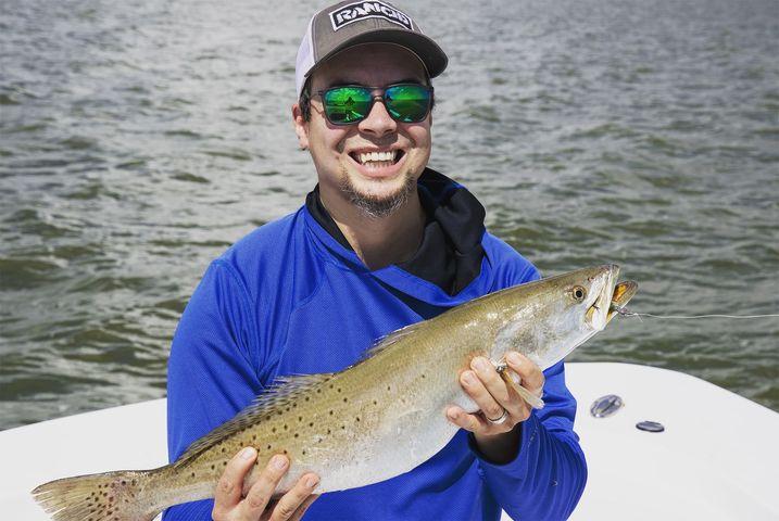 Fishing Trips on Galveston Bay