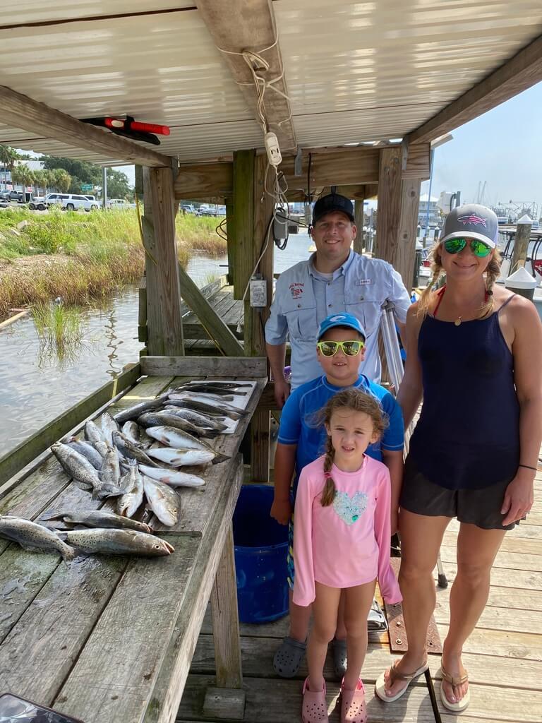 Pass Christian Family Friendly Fishing Trips