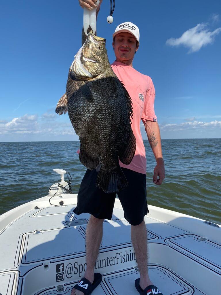 Spot Hunter Fishing Charters
