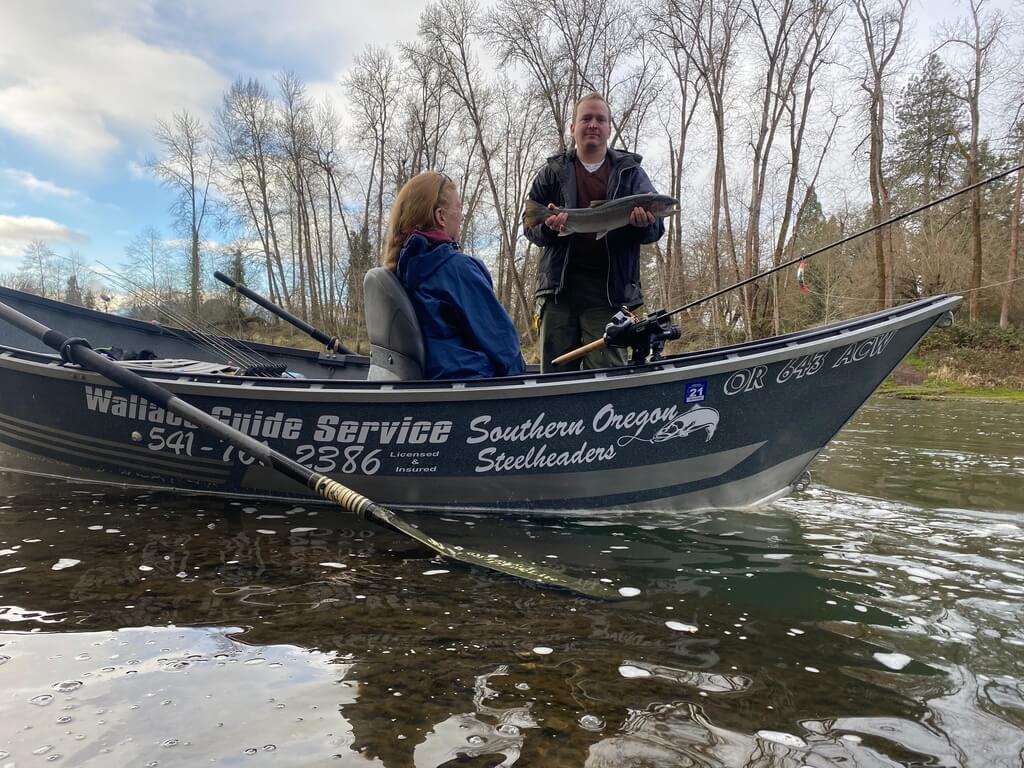 Family Friendly Rogue River Fishing