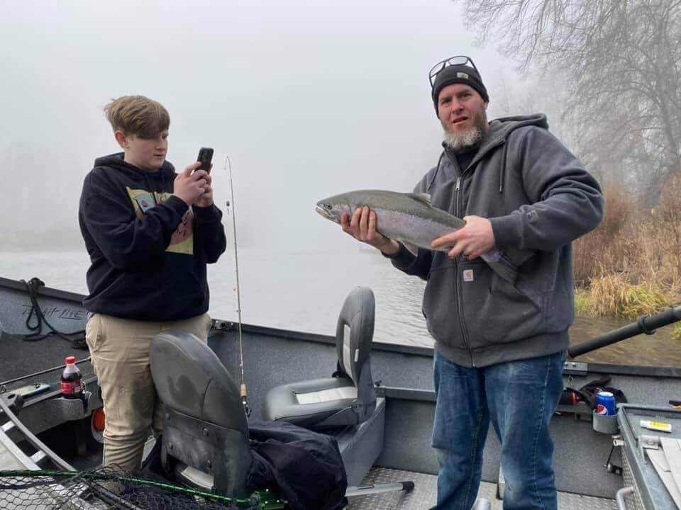Family Friendly Sixes River Fishing