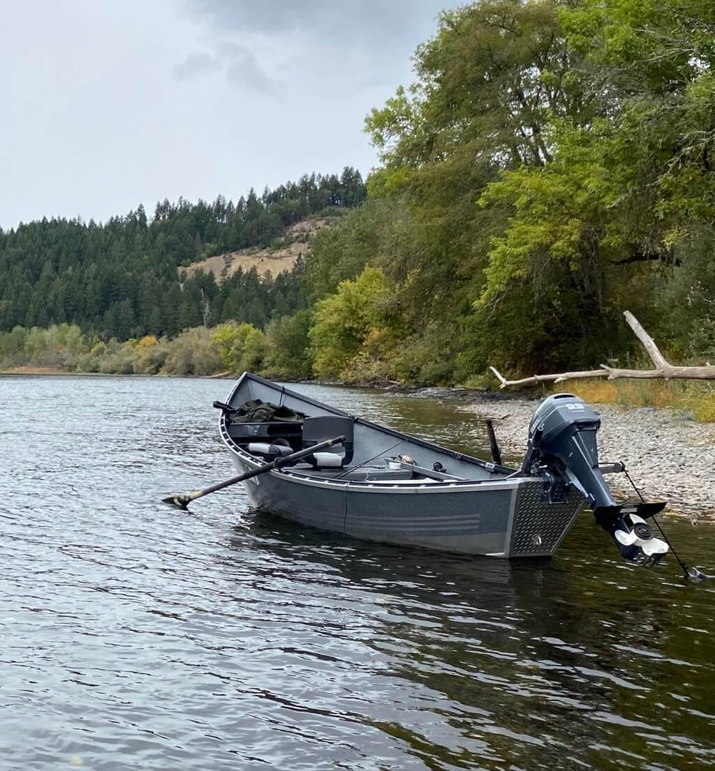 Fishing Guide on Rogue River Oregon