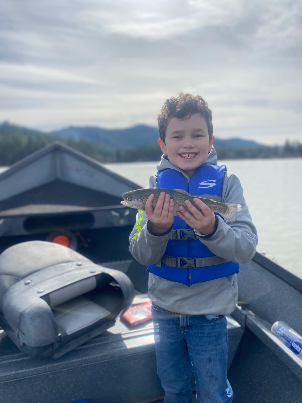 Kid Friendly Fishing Trips