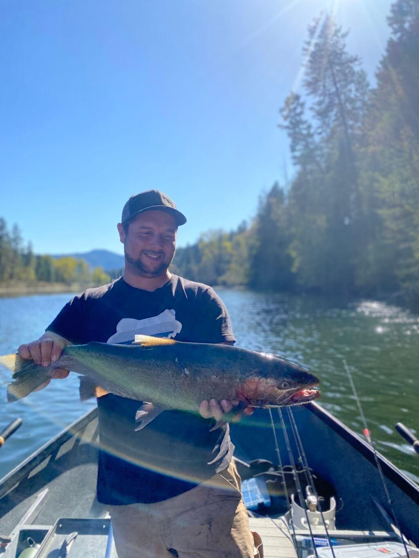 Umpqua River Fishing Trip