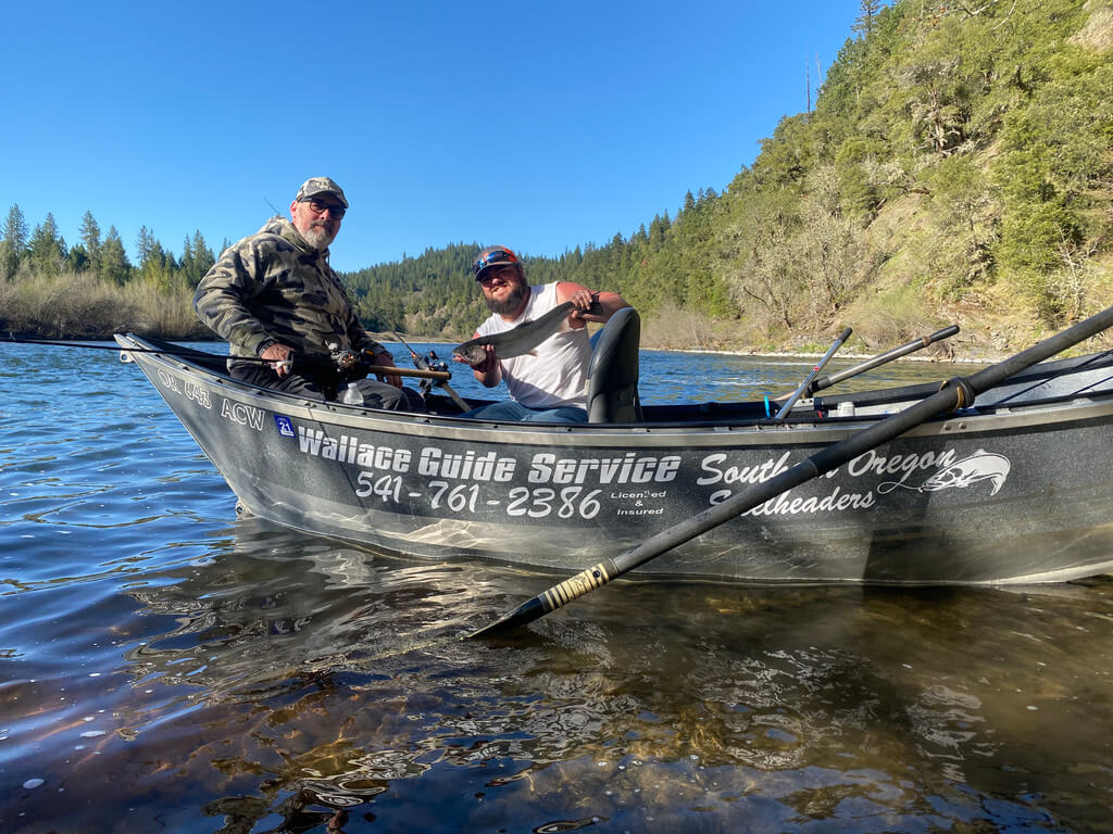 Wallace Fishing Guide Service