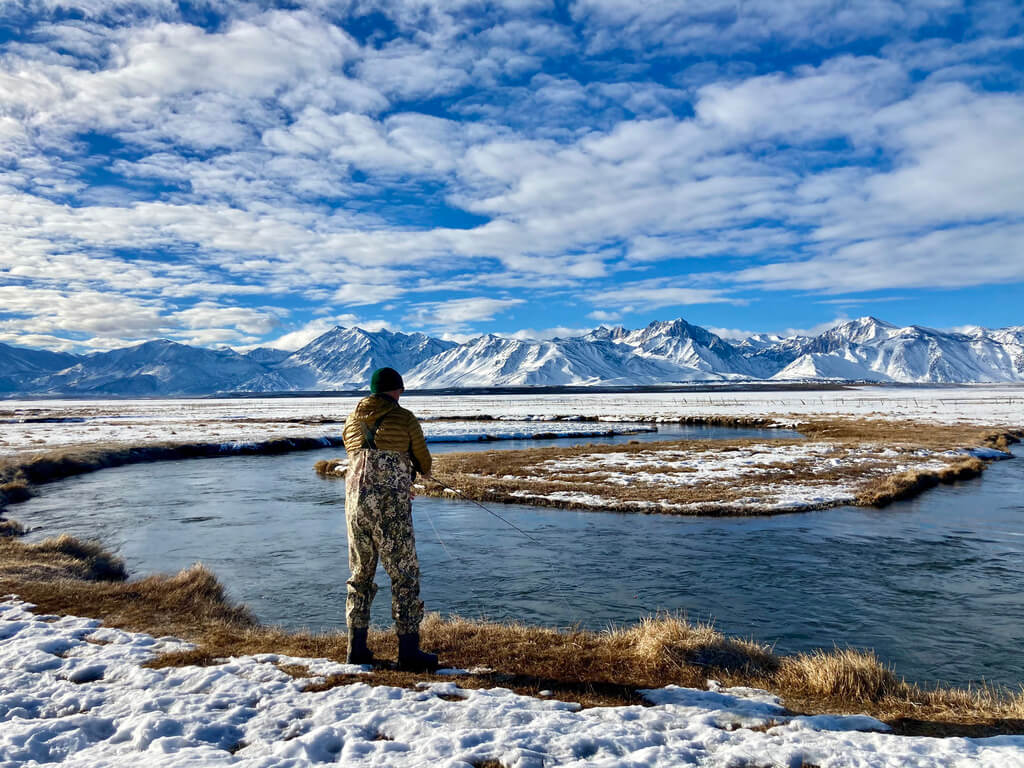 Upper Owens River Fishing Guide