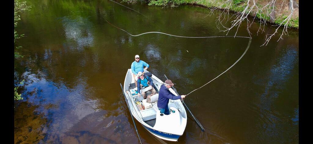 Fly Fishing In Michigan