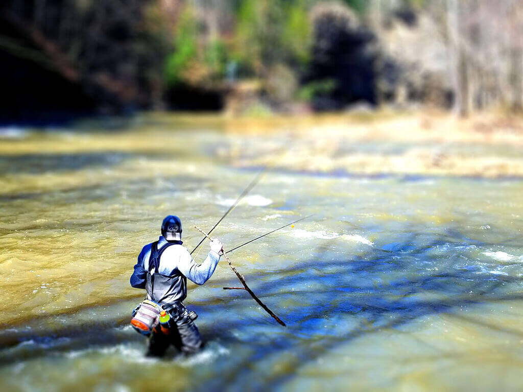 Maumee River Fly Fishing Guides