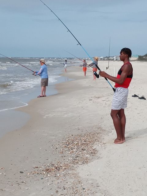 Jekyll Island Beach Fishing Guide
