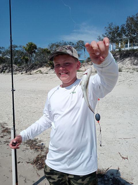 Kid Friendly Beach Fishing Locations