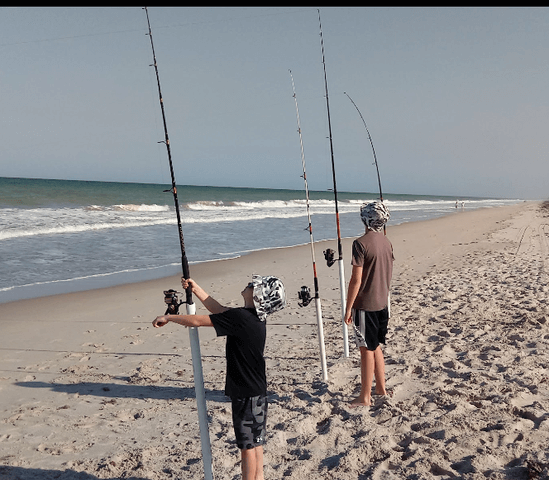 Xtreme off the Beach Fishing